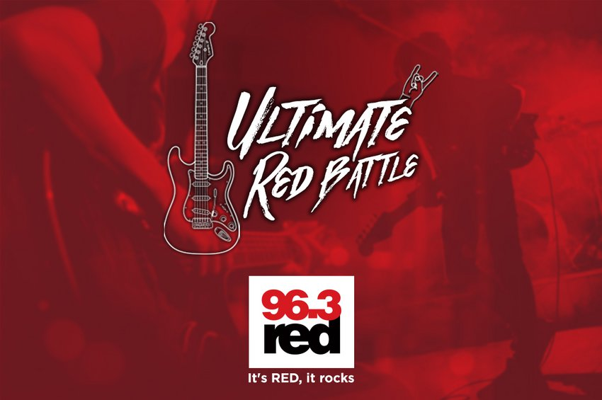 Ultimate Red Battle από τον Red 96.3!