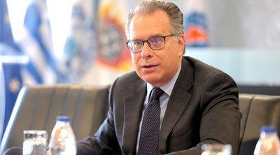 Με τους πρέσβεις των κρατών-μελών της ΕΕ στην Ελλάδα συναντήθηκε ο Κουμουτσάκος