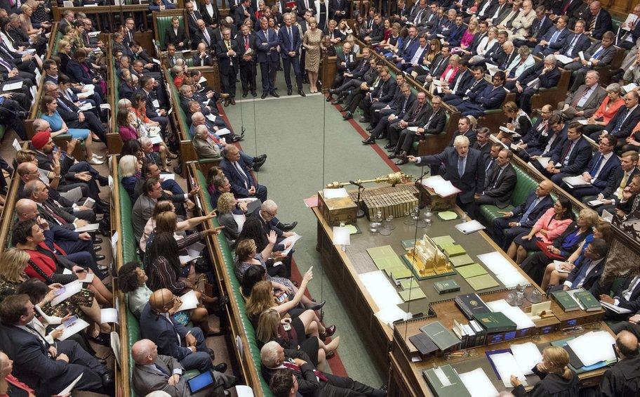 Βρετανία: Εγκρίθηκε από τη Βουλή των Κοινοτήτων ο Νόμος για την Εσωτερική Αγορά