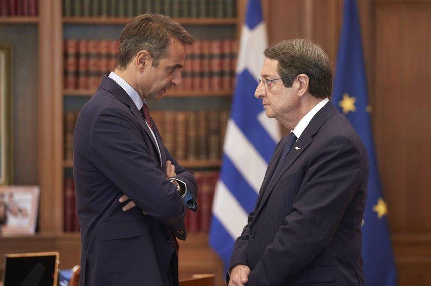 Ηχηρό μήνυμα Ελλάδας-Κύπρου στην Τουρκία να τερματίσει τις παράνομες επεμβάσεις