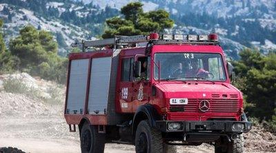 Υπό μερικό έλεγχο η πυρκαγιά στη Ζάκυνθο - Επί ποδός παραμένει η Πυροσβεστική
