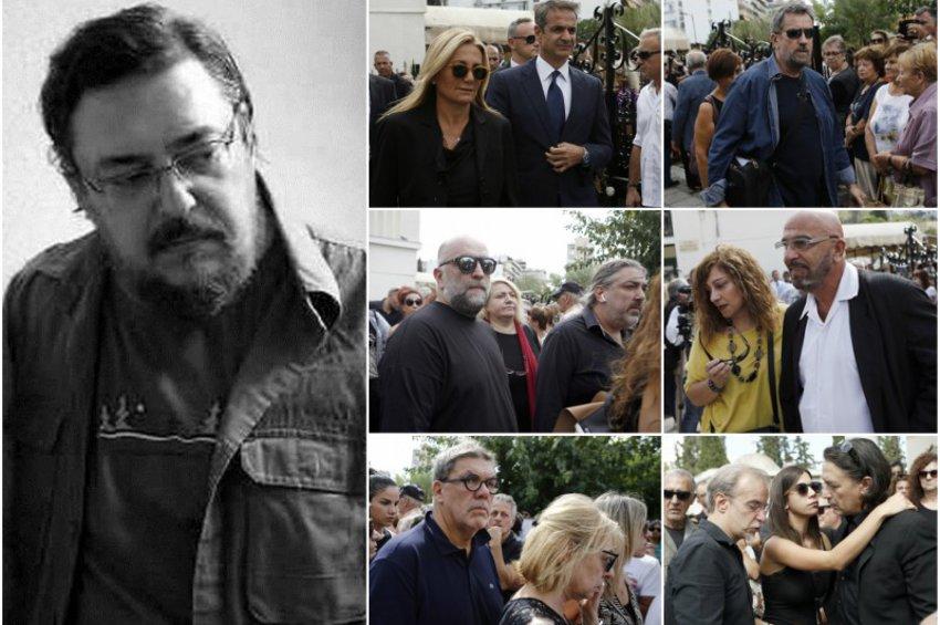 Ράγισαν καρδιές στο τελευταίο «αντίο» του Λαυρέντη Μαχαιρίτσα – Συγκινητικές στιγμές στο Κοιμητήριο Ζωγράφου