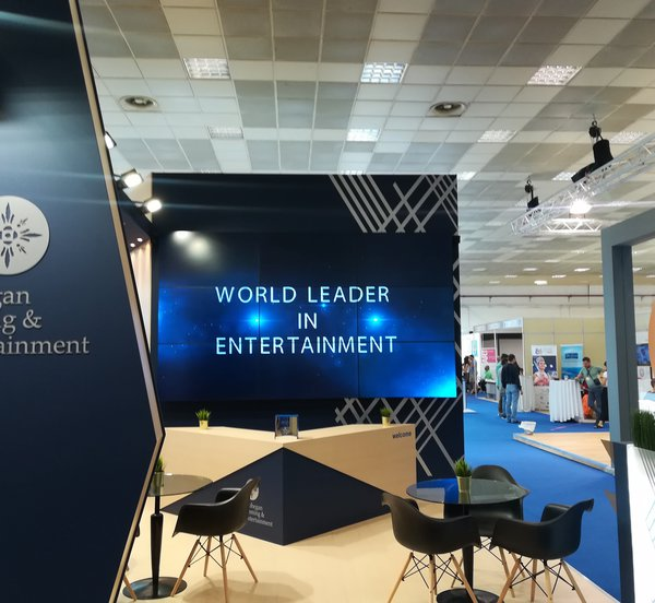 Εντυπωσιακή παρουσία της Mohegan Gaming & Entertainment στη ΔΕΘ 2019 - Helexpo
