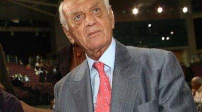 Τάφο τιμής ένεκεν για τον Αντ. Λιβάνη στο Α' Νεκροταφείο παραχωρεί ο Δήμος Αθηναίων