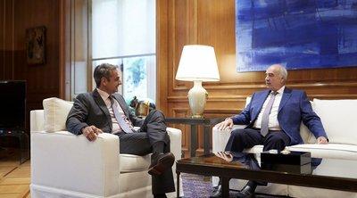 Ο Μεϊμαράκης πρόεδρος του συνεδρίου της Ν.Δ. που θα γίνει το Δεκέμβριο