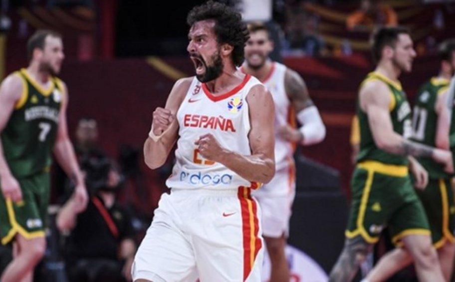 Στον τελικό του Μουντομπάσκετ η Ισπανία - Αγώνας θρίλερ με την Αυστραλία
