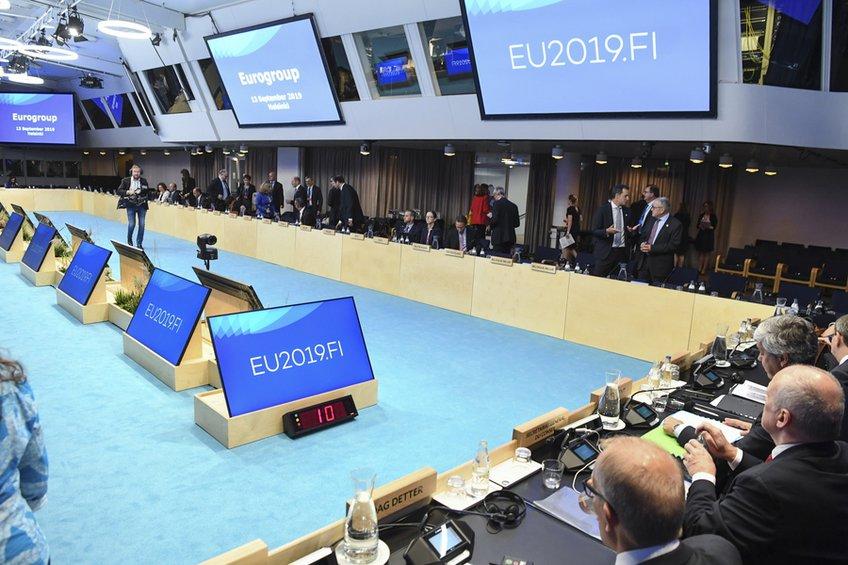 Σε εξέλιξη το Εurogroup - Tι δήλωσε ο Σεντένο