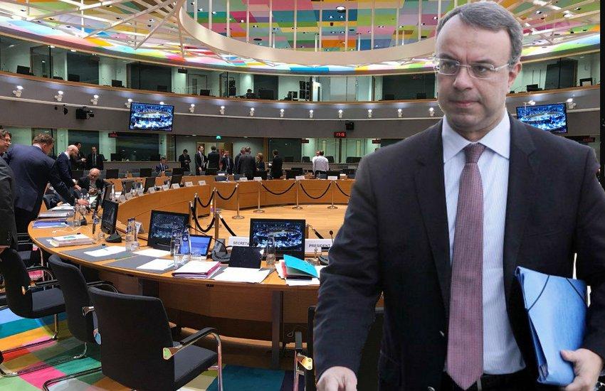 Eurogroup: Ο Σταϊκούρας θέτει επίσημα θέμα πρόωρης μερικής αποπληρωμής του ΔΝΤ