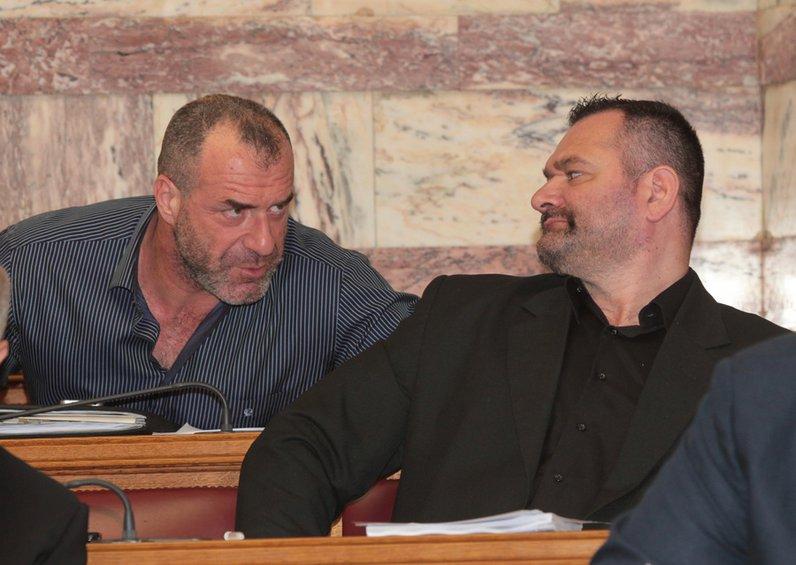 Eνοχοι κρίθηκαν οι Γ. Λαγός και Ν. Μίχος για την επίθεση στο στέκι «Συνεργείο»