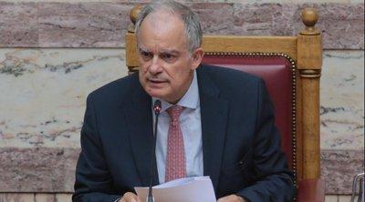 Τασούλας από την κυπριακή Βουλή: Δεν μας κάμπτουν δοκιμασίες, προκλήσεις και απειλές