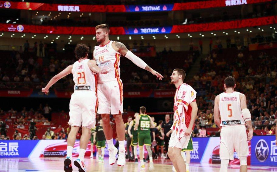 Στον τελικό του Μουντομπάσκετ η Ισπανία - Λύγισε στη δεύτερη παράταση την Αυστραλία