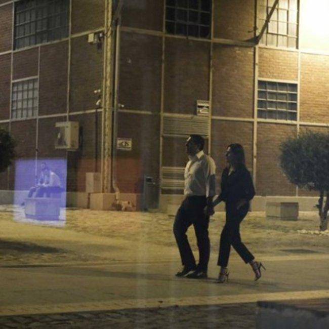 Η νυχτερινή βόλτα του Αλέξη Τσίπρα με την Μπέττυ Μπαζιάνα στη Θεσσαλονίκη