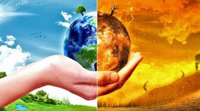 Έκθεση ΟΗΕ για το περιβάλλον: Πρέπει να γίνουν ακόμη πολλά για να περιοριστεί η αύξηση της θερμοκρασίας στον 1,5 βαθμό Κελσίου