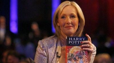 Η συγγραφέας των βιβλίων Χάρι Πότερ, Τζίνα Ρόουλινγκ στηρίζει τις έρευνες για τη σκλήρυνση κατά πλάκας