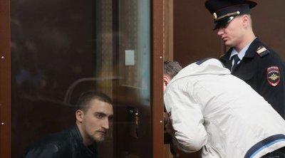 Ρωσία: Ο καλλιτεχνικός κόσμος της Μόσχας στο πλευρό του 23χρονου Πάβελ Ουστίνοφ που καταδικάστηκε σε 3-1/2 χρόνια φυλακή