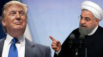 Ο Τραμπ δεν σχεδιάζει να συναντηθεί με τον Ιρανό ομόλογό του Ροχανί στο περιθώριο της Γενικής Συνέλευσης του ΟΗΕ