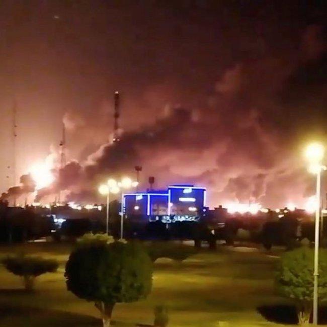 Τύμπανα πολέμου στη Μ.Ανατολή μετά τις επιθέσεις στη Σ.Αραβία - Τραμπ: Δεν θέλω σύγκρουση αλλά θα προστατέψω τους συμμάχους μας