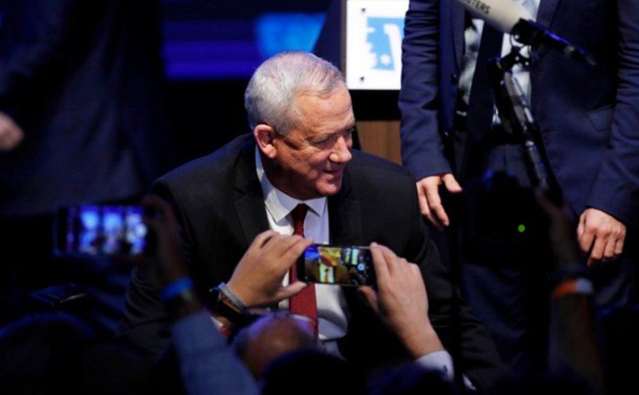 Eκλογές Ισραήλ: Ο Γκαντς δηλώνει ότι θα εργαστεί για μια κυβέρνηση εθνικής ενότητας