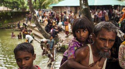 ΟΗΕ: Ο ρόλος της Αούνγκ Σαν Σου Κι στις διώξεις των Ροχίνγκια στη Μιανμάρ παραμένει ένα θέμα προς διερεύνηση