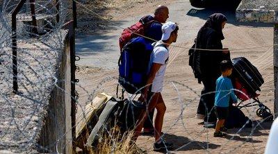 Στην Κόρινθο οι 269 αλλοδαποί από τις καταλήψεις που εκκενώθηκαν - Δείτε που διέμεναν