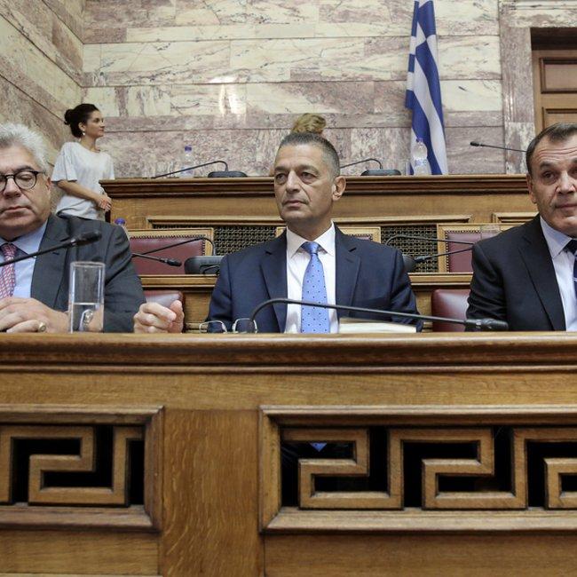 Νίκος Παναγιωτόπουλος: Ευκαιρία να γεμίσουμε τα στρατόπεδα στον Έβρο και στα νησιά το αυξημένο ενδιαφέρον κατάταξης οπλιτών τον Νοέμβριο