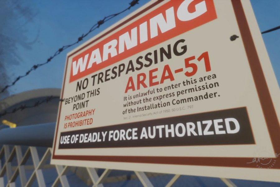ΗΠΑ: Εισβολή στην Περιοχή 51 - Οι λάτρεις των UFO συγκεντρώνονται στην έρημο της Νεβάδας