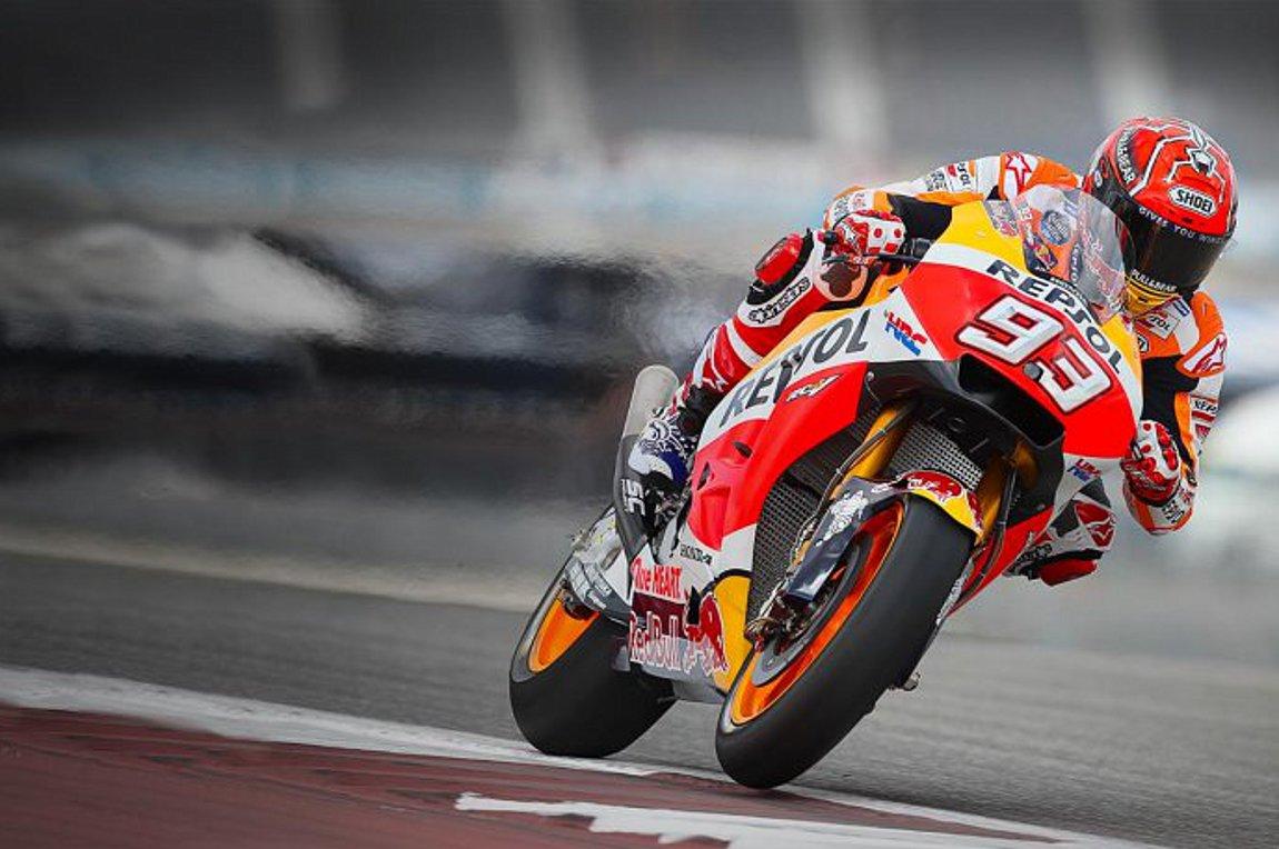 Moto GP: Πήρε την pole position στην Αραγονία o Μάρκεθ