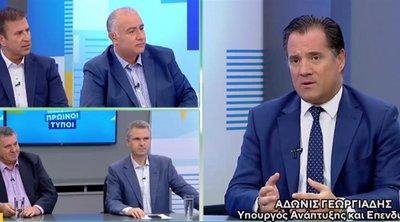Γεωργιάδης: Η Τουρκία θέλει να μας παρασύρει σε ένταση