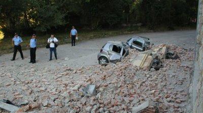 Μετρά «πληγές» από τους σεισμούς η Αλβανία - Δεκάδες τραυματίες - Ζημιές σε κτίρια