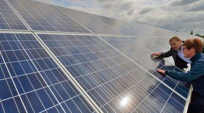 Ο ΟΗΕ στρέφεται στην πράσινη ενέργεια - 193 ηλιακά πάνελ εγκαταστάθηκαν στην οροφή της έδρας του