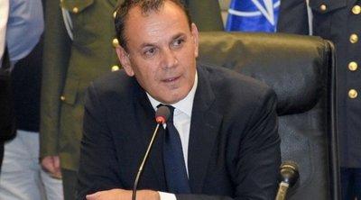 O Υπουργός Εθνικής Άμυνας Νίκος Παναγιωτόπουλος στο Συμβούλιο Εξωτερικών Υποθέσεων της Ευρωπαϊκής Ένωσης