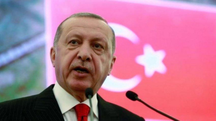Ερντογάν: Οι αρμόδιοι φορείς έχουν λάβει όλα τα αναγκαία μέτρα