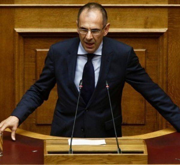 Γεραπετρίτης : «Ναι» με περιορισμούς στη λαϊκή νομοθετική πρωτοβουλία