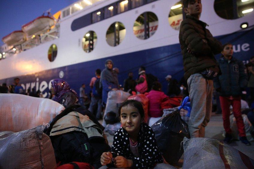 Μιχαηλίδου: Μέτρα για τα ασυνόδευτα ανήλικα - Αίτημα στην ΕΕ για συνέχιση έκτακτης χρηματοδότησης