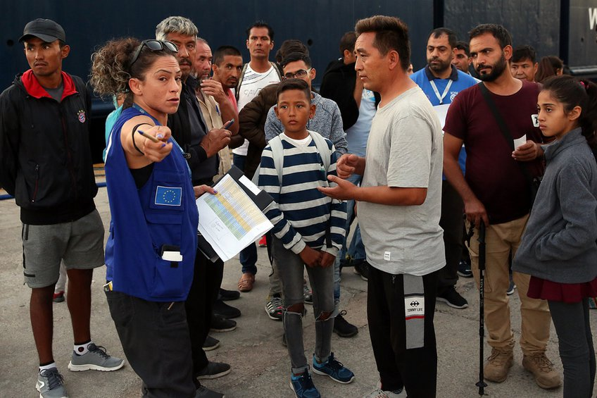 Κουμουτσάκος: Επιβάλλεται στιβαρή απάντηση στο μεταναστευτικό - Παραλάβαμε 75.000 εκκρεμείς αιτήσεις ασύλου