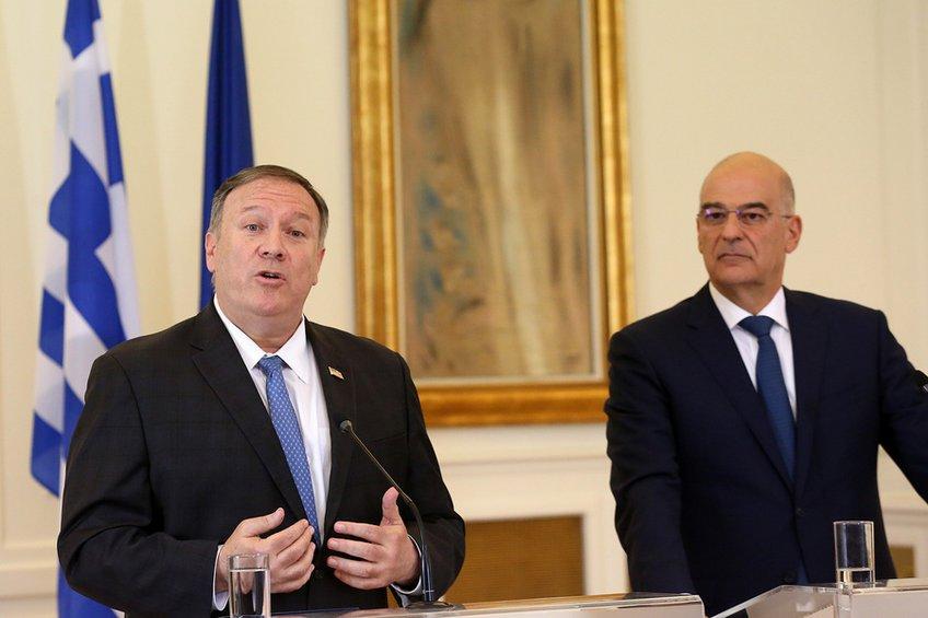 Πομπέο: Δεν μπορεί να επιτραπεί στην Τουρκία να κάνει παράνομες γεωτρήσεις - Υπάρχουν όρια