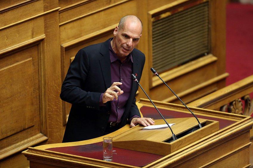 Αποχώρησε το ΜέΡΑ25 από τη διαδικασία - Βαρουφάκης: Η Βουλή μετατρέπεται σε άθλιο υποκατάστατο της εισαγγελικής Αρχής