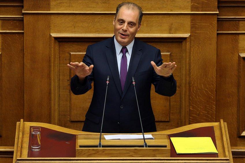 Για δειλία και φυγομαχία κατηγόρησε τη ΝΔ, ο πρόεδρος της Ελληνικής Λύσης, Κυριάκος Βελόπουλος