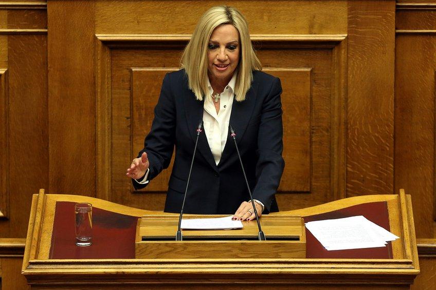 Γεννηματά: Οι πολίτες ζητούν απαντήσεις - Η Βουλή πρέπει να σκάψει βαθιά στη λάσπη
