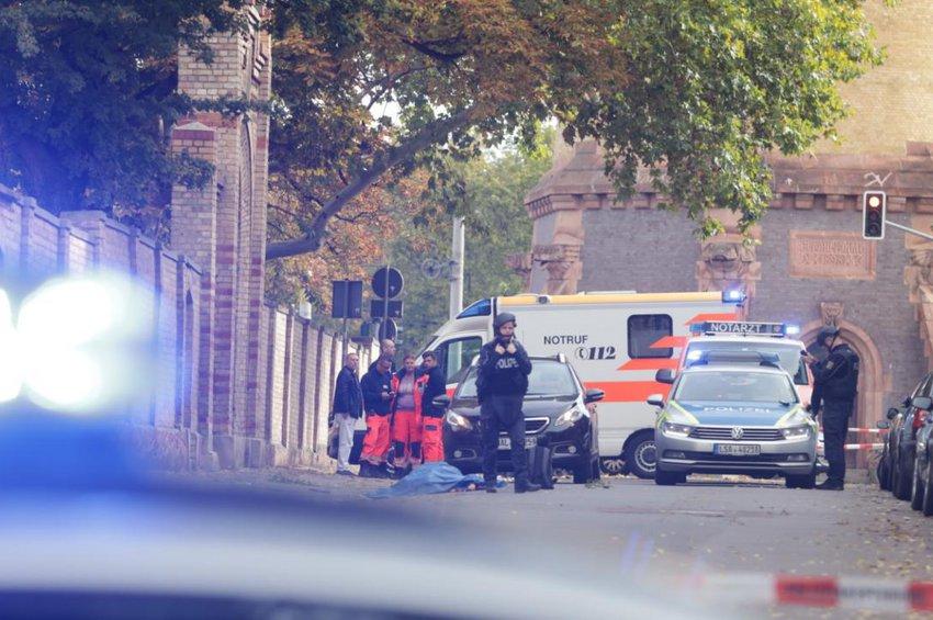 Δύο νεκροί από πυροβολισμούς σε συναγωγή στη Γερμανία - Αναφορές για δεύτερο περιστατικό - Συνελήφθη ύποπτος
