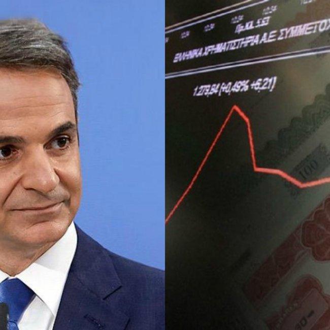 Η Ελλάδα δανείζεται για πρώτη φορά με αρνητικό επιτόκιο - Μητσοτάκης: Κατακτήσαμε την αξιοπιστία μας