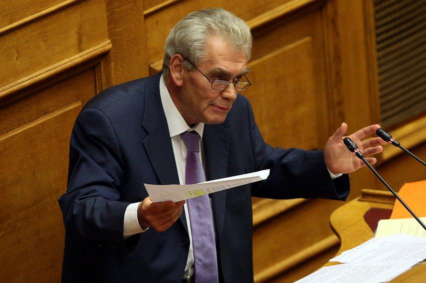 Παπαγγελόπουλος: Πολιτική σκευωρία σε βάρος μου - Στόχος της ΝΔ να «λεκιάσει» τον Τσίπρα