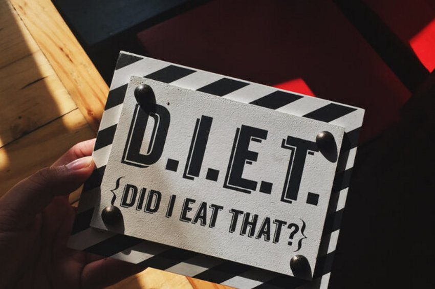 Πέντε τρόποι για να χάνεις πάντα εύκολα βάρος όταν κάνεις δίαιτα