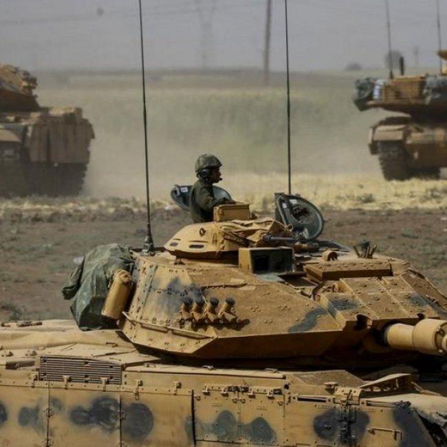 Οι Τούρκοι βομβαρδίζουν στη Συρία - Αναφορές για θύματα μεταξύ των αμάχων - Διεθνείς αντιδράσεις