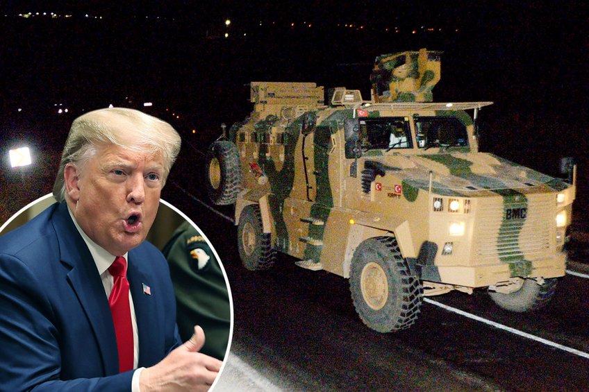Τραμπ: «Κακή ιδέα» η επίθεση στη Συρία - Δεν στηρίζουμε