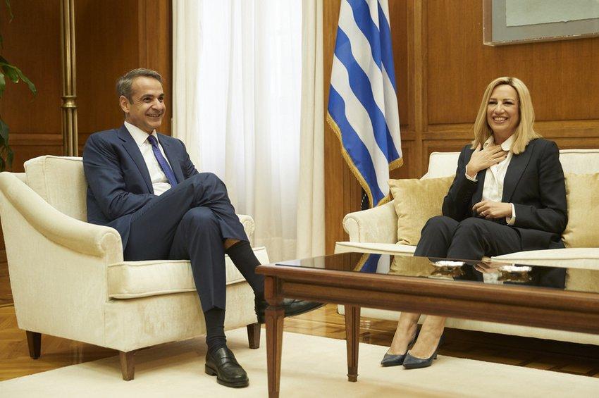 Γεννηματά: Θέλουμε επιτέλους να ψηφίζουν οι Έλληνες πολίτες κάτοικοι του εξωτερικού