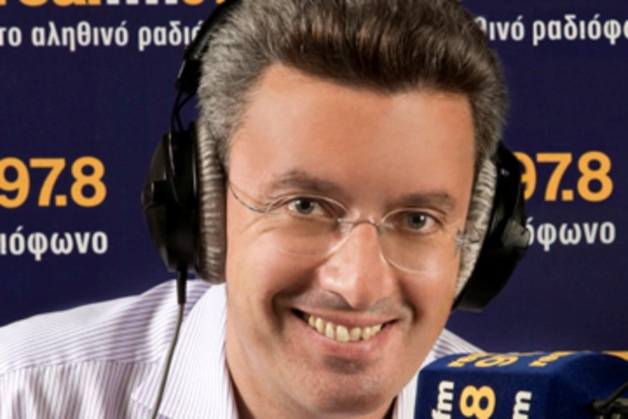 Ο Γ. Κατρούγκαλος στην εκπομπή του Νίκου Χατζηνικολάου (11-10-2019)