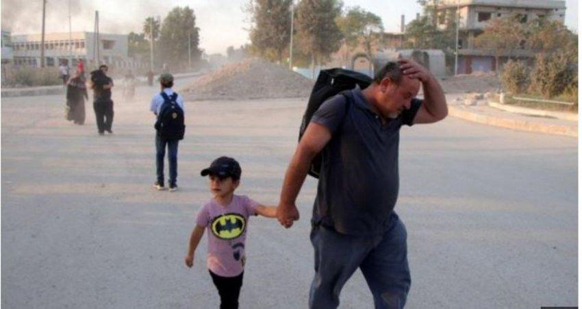 Έκλεισε και το τελευταίο νοσοκομείο στη Συρία - Νεκροί 7 άμαχοι, εκκενώνονται καταυλισμοί