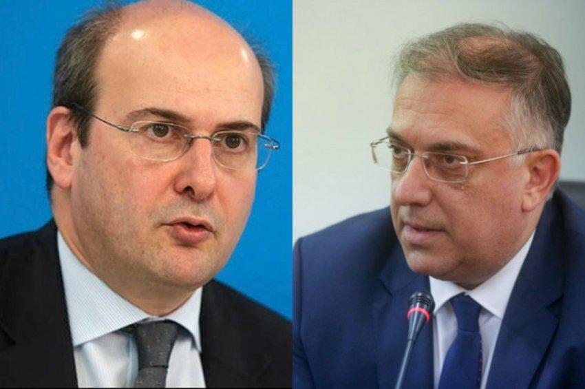 Χατζηδάκης: Να συμφωνήσουν όλοι στην ψήφο των ομογενών - Θεοδωρικάκος: Εφικτή η συμφωνία