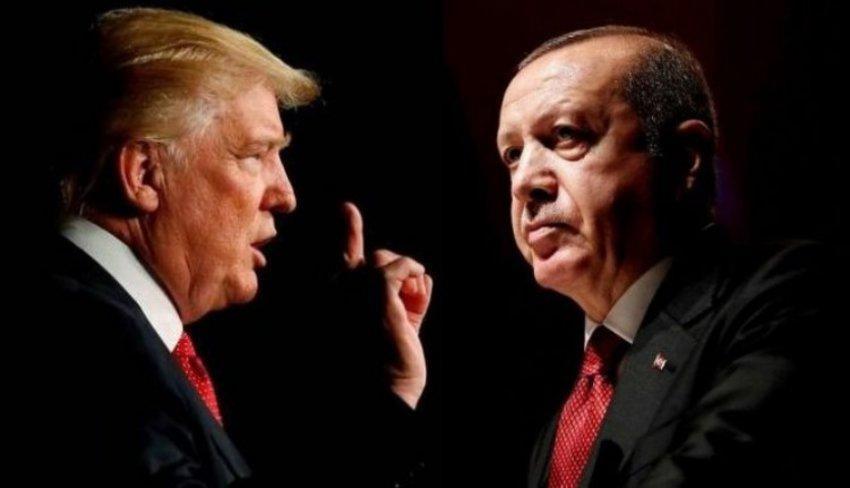 «Πράσινο φως» Τραμπ για προετοιμασία εξουδετέρωσης της τουρκικής οικονομίας - Ερντογάν: Δεν σταματάμε!